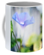 A Little Blue Coffee Mug by Darren Fisher