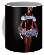 A Little Lady In A Tutu Coffee Mug