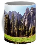 A Look Across The Meadow  Coffee Mug