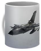 A Luftwaffe Tornado Ecr Over Northern Coffee Mug