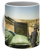 A M240b Medium Machine Gun Coffee Mug