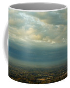 A Majestic Birds Eye View Coffee Mug