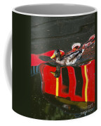 A Mallard Duck On The Canal Coffee Mug