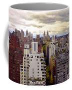 A Manhattan View Coffee Mug