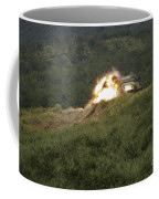A Marine Scores A Direct Hit While Coffee Mug