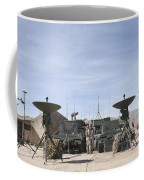 A Marine Unmanned Aerial Vehicle Coffee Mug