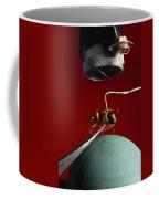 A Microphone Triggers A Flash Coffee Mug by James P. Blair