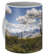 A Morning In The Desert  Coffee Mug