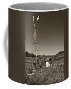 A Moving Memory Monochrome Coffee Mug