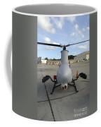 A Northrop Grumman Rq-8 Fire Scout Coffee Mug