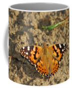A Painted Lady Looking For Sex 8619 3369 Coffee Mug