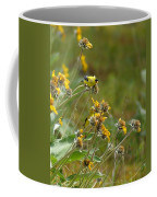 A Pair Of Goldfinches In Spokane Coffee Mug