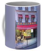 A Paris Bistro Coffee Mug
