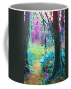 A Path Along A River Coffee Mug