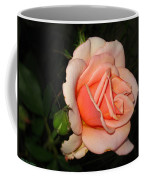 A Peach Of A Rose Coffee Mug