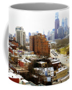A Philadelphian View Two Coffee Mug