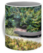 A Place Of Contemplation Coffee Mug