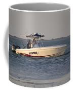 A Proper Fishing Boat Coffee Mug