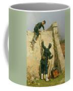 A Quick Escape Coffee Mug