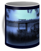 A Quiet Place By The Marsh Coffee Mug