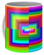 A Rainbow Is A Rainbow Is A Rainbow Coffee Mug