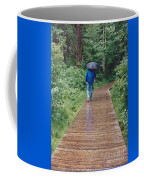 A Rainey Day In Alaska Coffee Mug