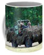 A Recce Unit Of The Belgian Army Coffee Mug