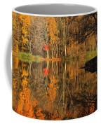 A Reflection Of October Coffee Mug
