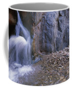 A River Guide Escapes The Heat Next Coffee Mug by Bill Hatcher