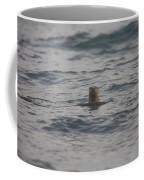 A River Otter Sticks His Head Coffee Mug