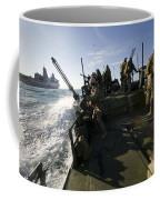 A Riverine Squadron Conducts Security Coffee Mug