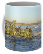 A Riverine Squadron Maneuvers Coffee Mug