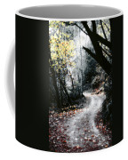 A Road Less Traveled Coffee Mug