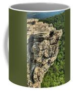 A Rocky Grin Coffee Mug