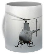 A Rq-8a Fire Scout Unmanned Aerial Coffee Mug