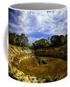 A Ruin In Sicily Coffee Mug