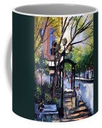 A Saturday Stroll  Coffee Mug