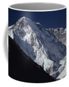 A Scenic View Of A Steep Icy Coffee Mug