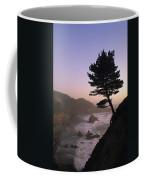A Scenic View Of The Oregon Coast Coffee Mug