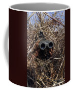 A Scout Observer Practices Observation Coffee Mug