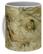A Seabee Emerges From Muddy Water Coffee Mug by Stocktrek Images