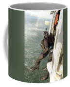 A Search And Rescue Swimmer Student Coffee Mug
