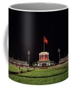 A Serene Ho Chi Minh Mausoleum Coffee Mug