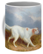 A Setter On The Moor Coffee Mug by Philip Reinagle
