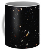 A Shot Of A Deep Space Photograph Coffee Mug