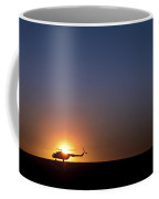 A Sikorsky S-61l Mk II Helicopter Taxis Coffee Mug