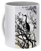 A Simple Silhouette Coffee Mug