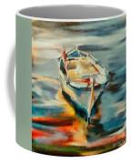A Single Boat Coffee Mug