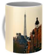 A Slice Of Paris Coffee Mug