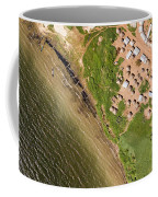 A Small Town On The Northern Shore Coffee Mug